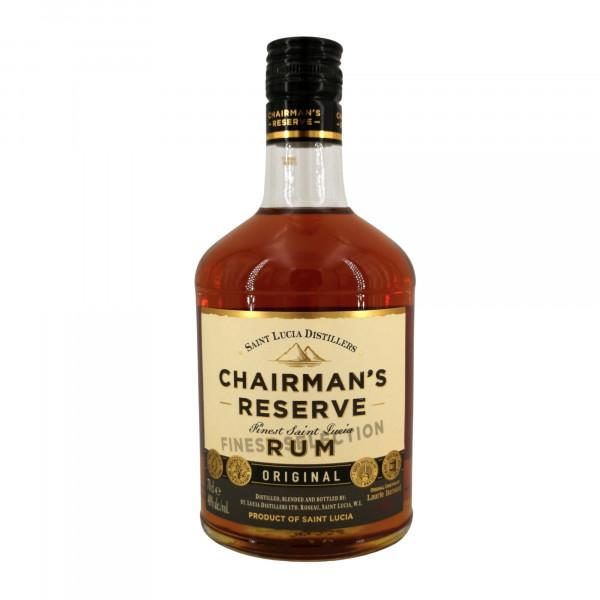 Chairmans Reserve Finest Saint Lucia Rum
