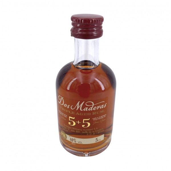 Dos Maderas PX Triple Aged 5 + 5 Miniatures
