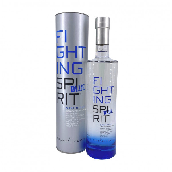 Chantal Comte Fighting Spirit Blue