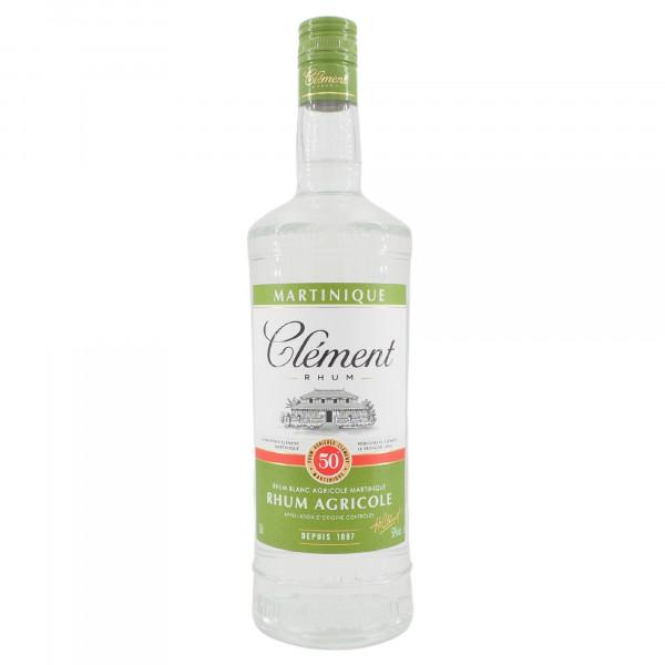 Clement Rhum Blanc 50 Traditional Range