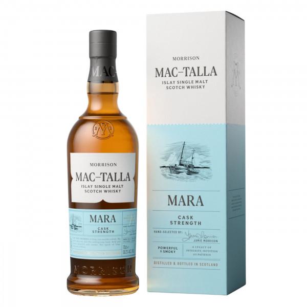 Mac-Talla Mara Cask Strenght Single Malt Scotch Whisky