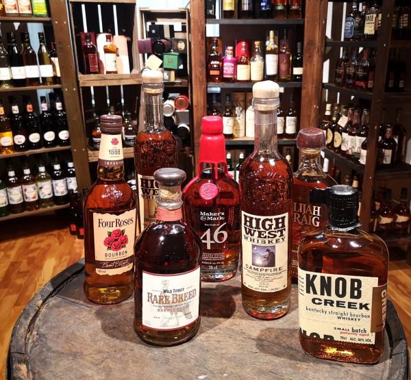 Online Bourbon Tasting 19.02.21