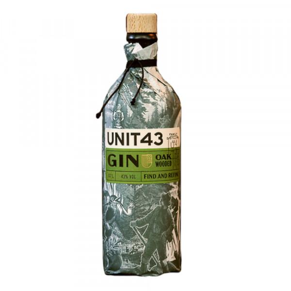Unit 43 Oak Wooded Gin