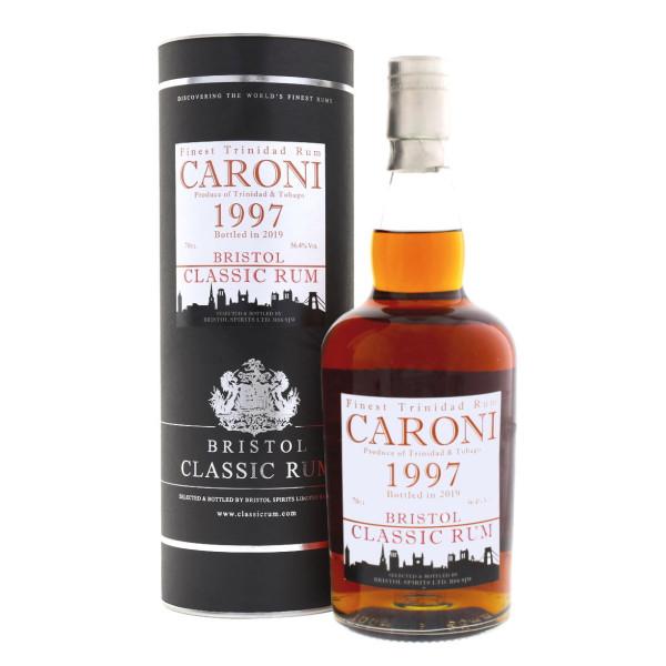 Bristol Caroni Trinidad & Tobago 1997/2019