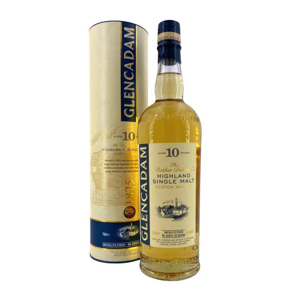 Glencadam 10 Years - The Rather Delicate Highland Single Malt Scotch Whisky