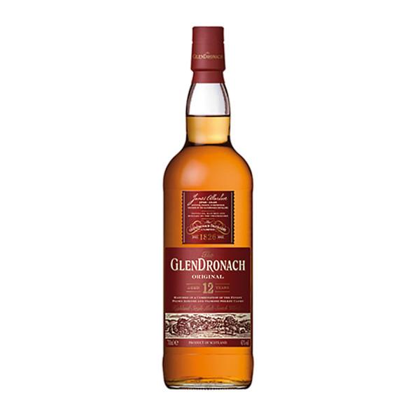 The Glendronach 12 Years Old Original Single Malt Whisky