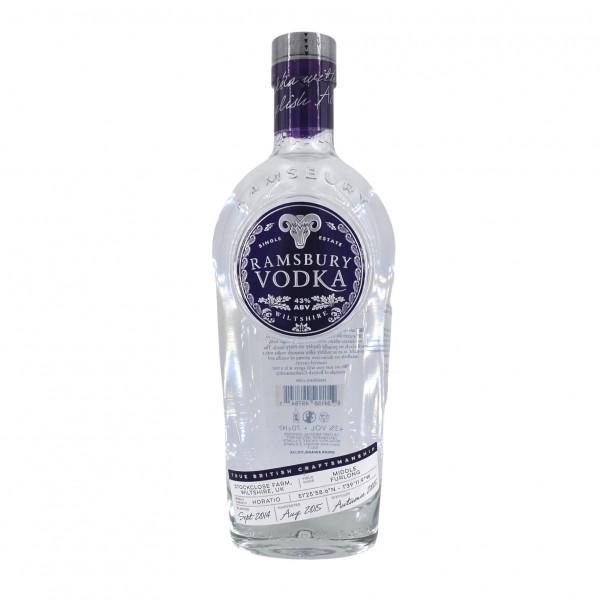 Ramsbury Single Estate Vodka