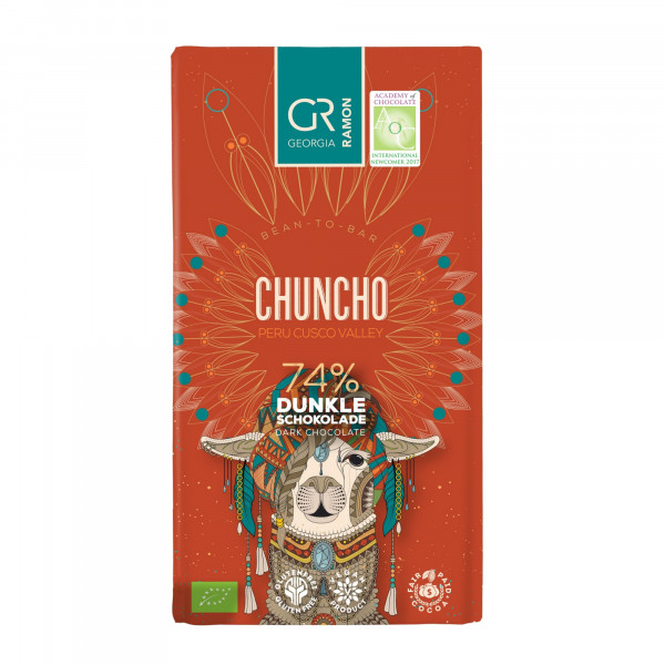Georgia Ramon Chuncho Peru 74% BIO