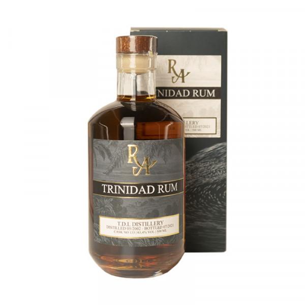 Rum Artesanal Trinidad Rum TDL 05/2002 – 07/2021
