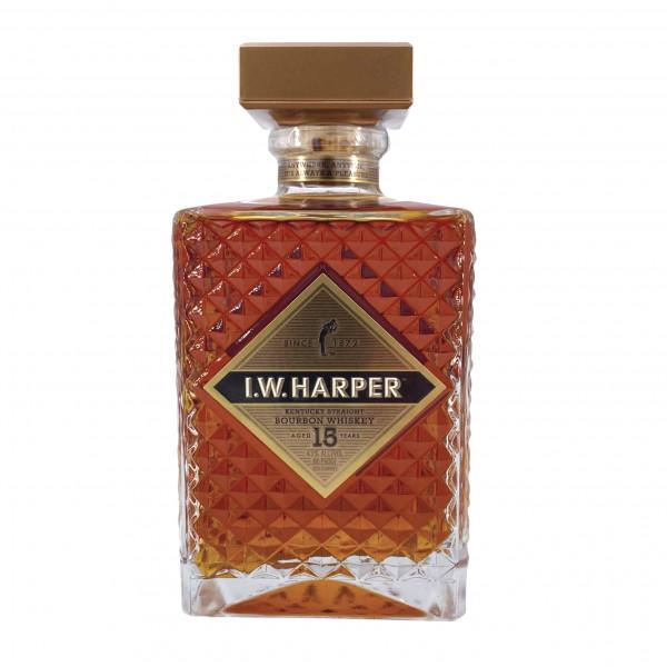 IW Harper 15 Years Kentucky Straight Bourbon Whiskey