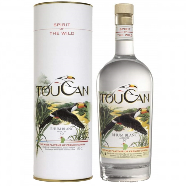 Toucan_Rhum_Blanc_French_Guiana_Agricole_mB.jpg