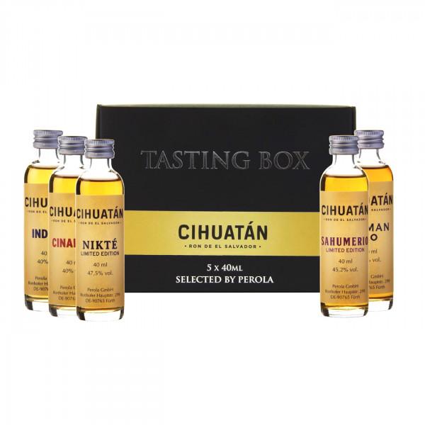 Cihuatán Rum Tasting Box (Edition 2020)