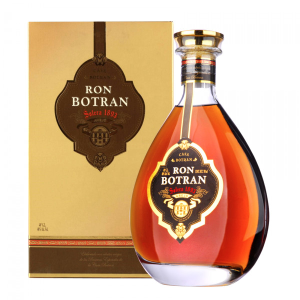 Ron Botran Solera 1893 Añejo Decanter