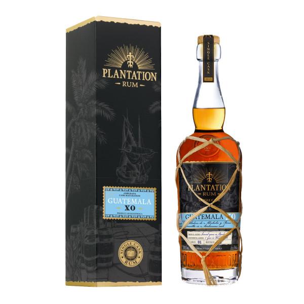 Plantation Rum Guatemala XO Single Cask Amburana Cask Finish