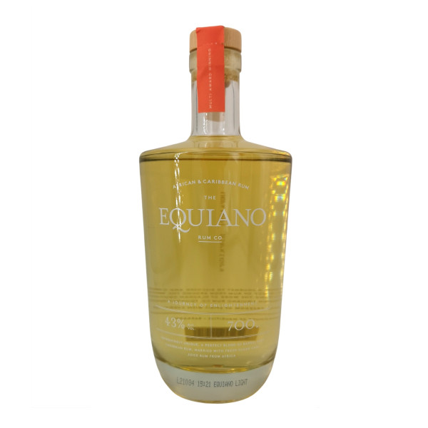 The Equiano Light Rum