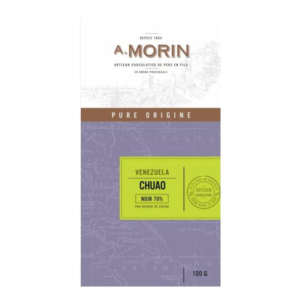 A. Morin Venezuela Chuao 70%