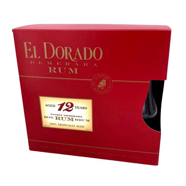 El Dorado 12 Years Geschenkset