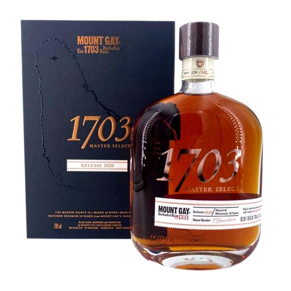 Mount Gay 1703 Master Select Series 2020