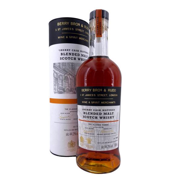 Berry Bros & Rudd Blended Malt Whisky Sherry Finish