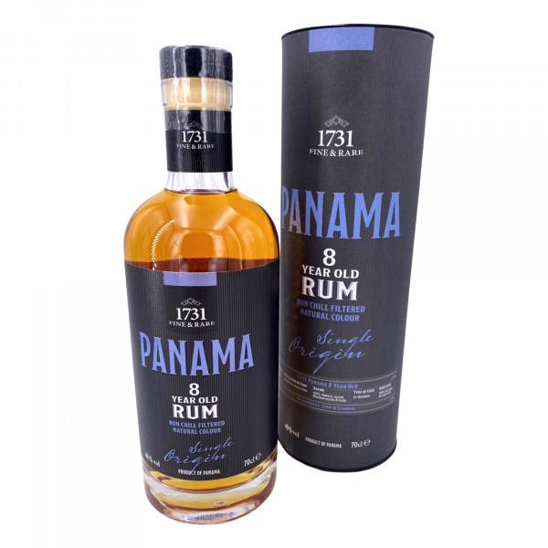 1731 Fine & Rare Panama 8 Years