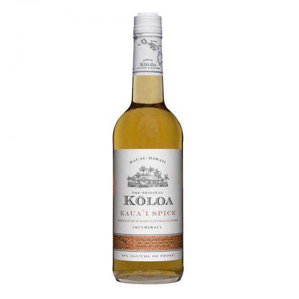Kōloa Kauaʻi Spice Rum
