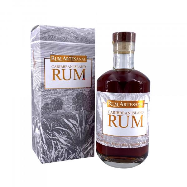 Rum Artesanal Caribbian Island Sherry Cask Finish