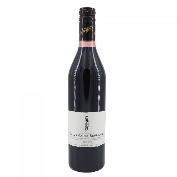 Giffard - Cassis Noir de Bourgogne