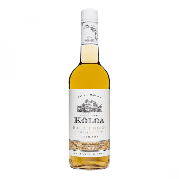 Kōloa Kauaʻi Gold Rum