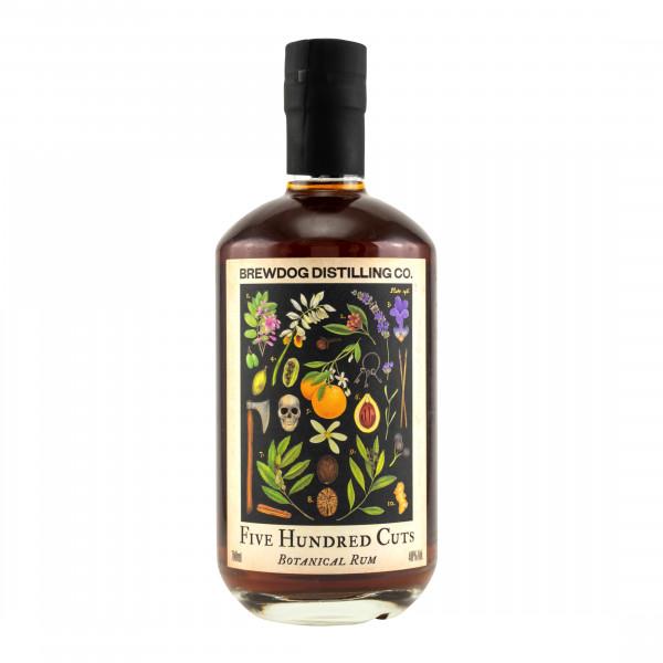 BrewDog Five Hundred Cuts Spiced Rum