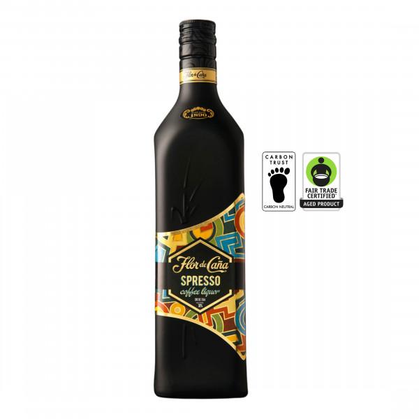 Flor de Cana Spresso Coffee Liqueur