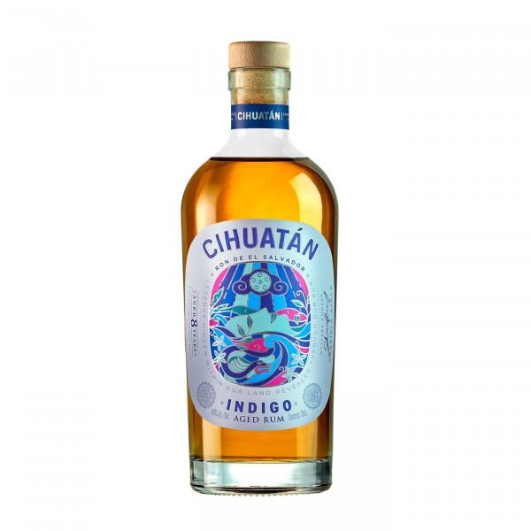 Cihuatan Indigo Rum El Salvador 8 Years old