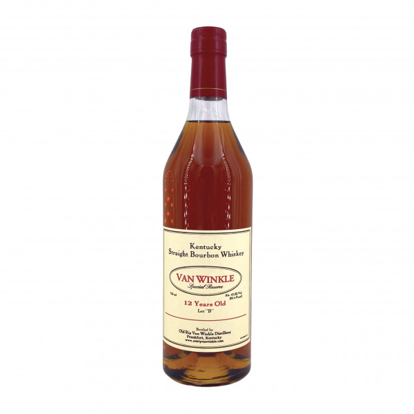 Old Rip Van Winkle Special Reserve 12 Years Kentucky Straight Bourbon Whiskey