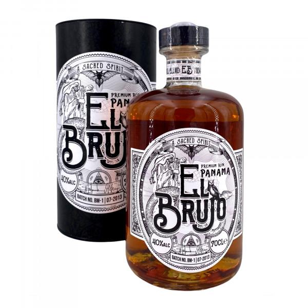 Sacred Spirit El Brujo Premium Ron de Panama