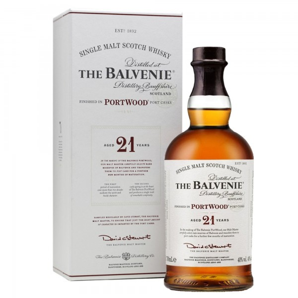 The Balvanie Aged 21 Years Portwood