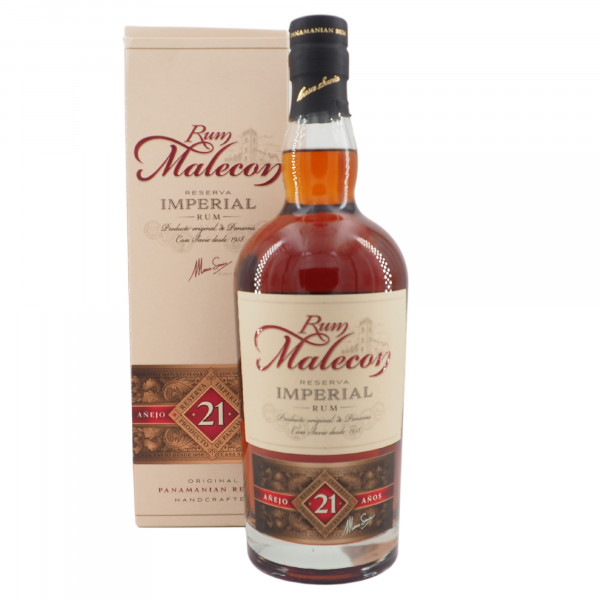 Malecon Reserva Imperial 21 Years