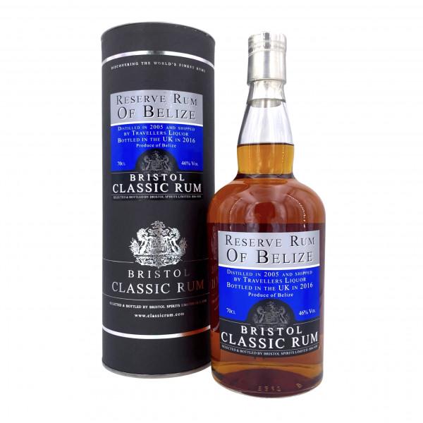 Bristol Reserve Rum of Belize 2005-2016