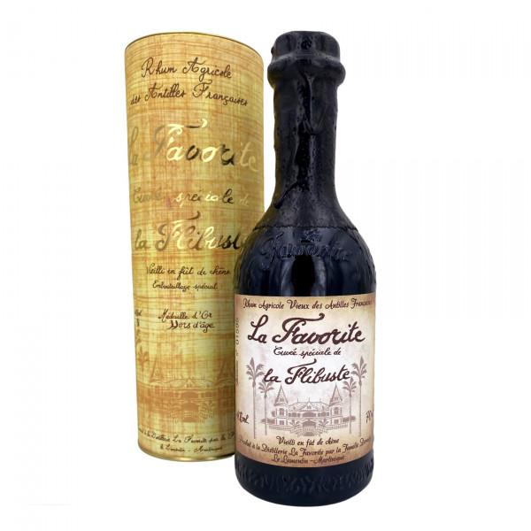 La Favorite Rhum Agricole Vieux Cuvée Speciale de la Flibuste 1998