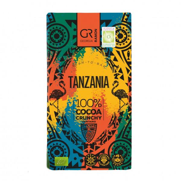 Georgia Ramon Tanzania Crunchy 100% BIO