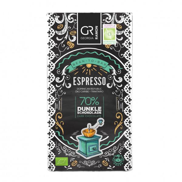 Georgia Ramon Espresso 70% BIO