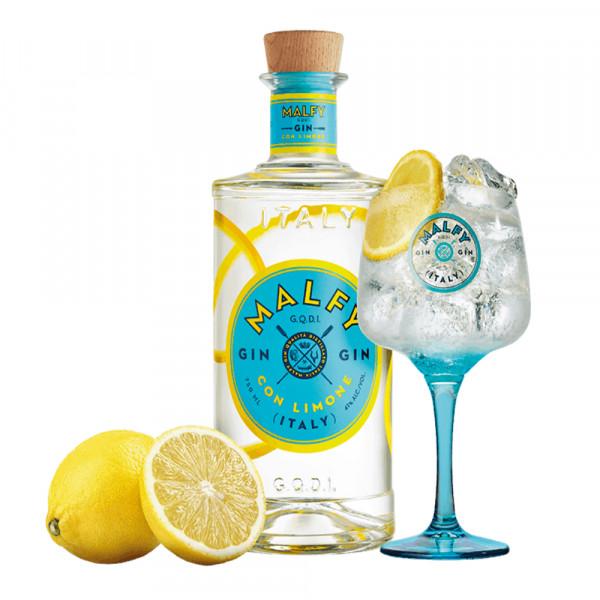 Malfy Gin con Limone