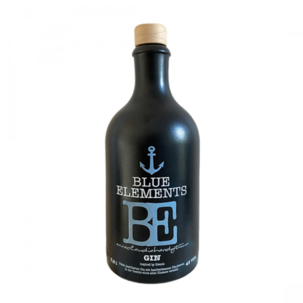 Blue Elements Gin