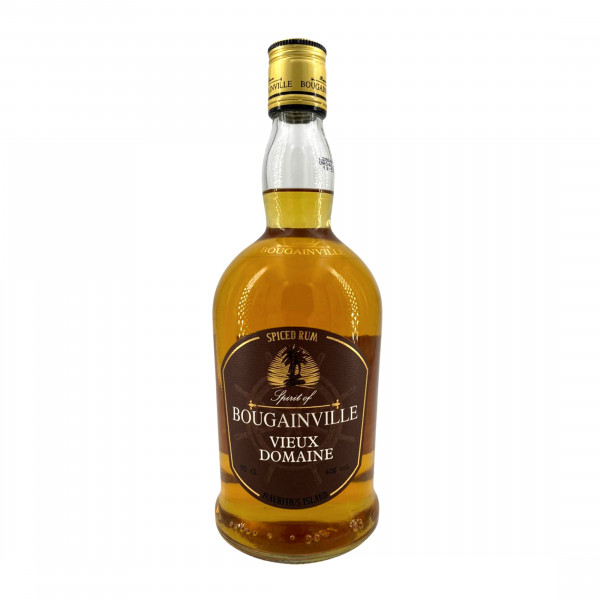 Bougainville Vieux Domain Spiced Rum