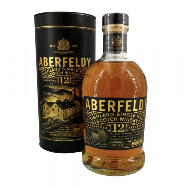 Aberfeldy 12 Highland Single Malt Scotch Whisky