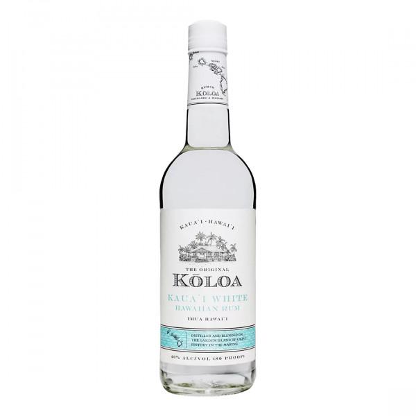 Kōloa Kauaʻi White Rum