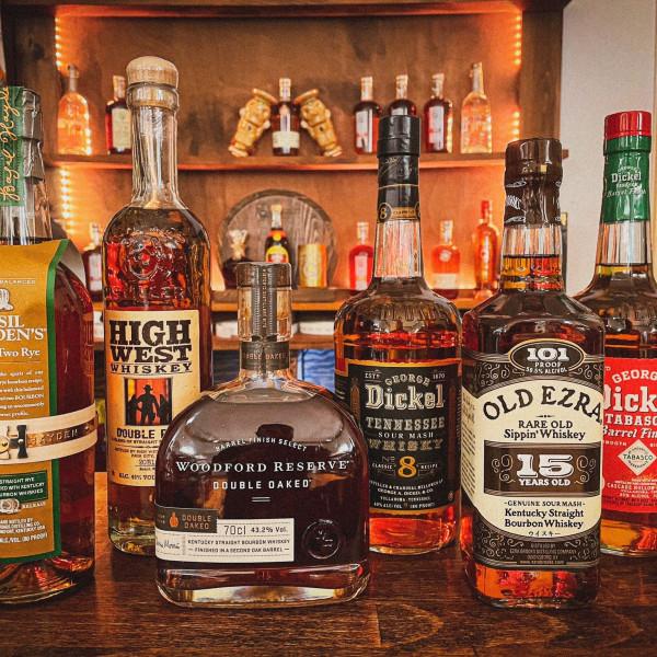 Online Tasting Die Welt des Bourbon 29.09.2021