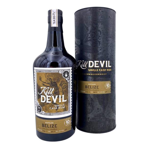 Kill Devil Belize Travellers 10 Years