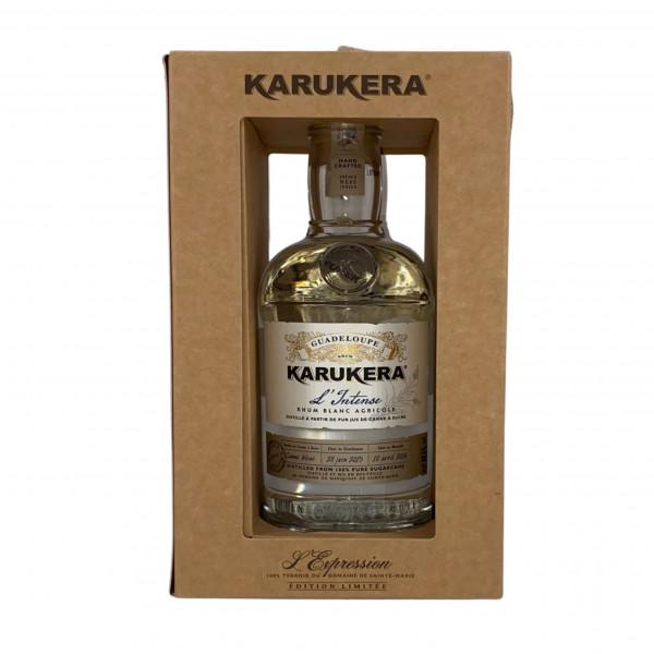 Karukera L´Intense Rhum Blanc Agricole Batch 1