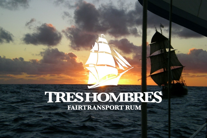 Tres Hombres - Fairtransport Rum!