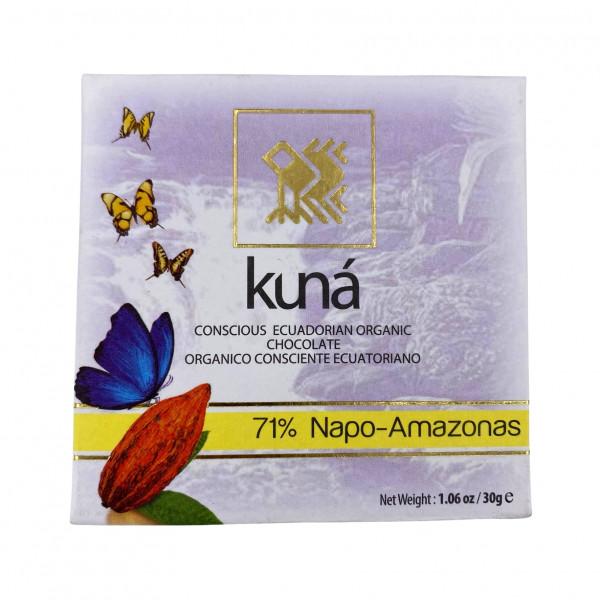 Kuná Napo Amazonas 71% BIO