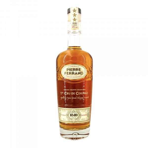 Pierre Ferrand Cognac 1840 Original Formula 1er Cru Grande Champagne